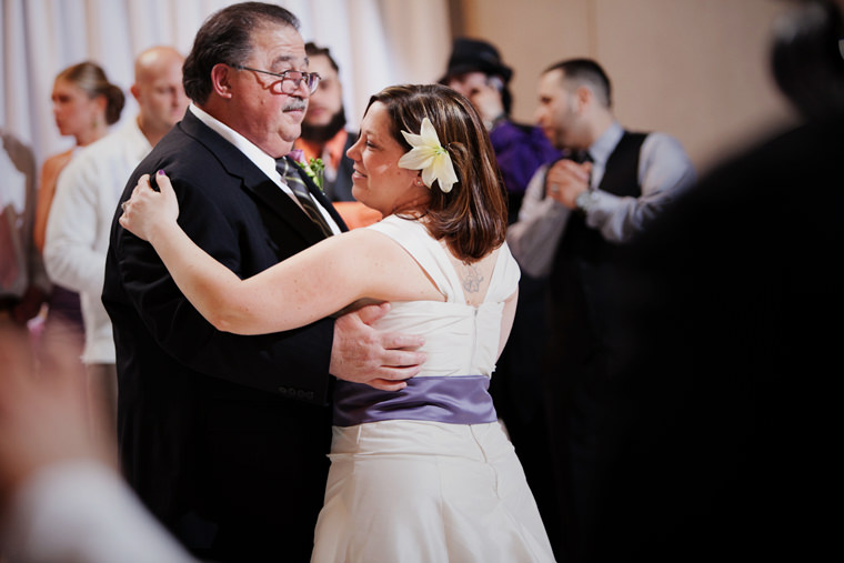 cmac wedding photographer spring reception father daughter dance